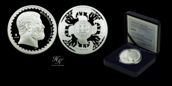 10 Euro 2020 silver proof coin Battle of Salamis – Greece