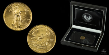 10 dollars gold Eagle 1986 USA